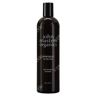 John Masters Organics Evening Primrose Shampoo For Dry Hair Wieczorny pierwiosnek - szampon do suchych włosów 473 ml