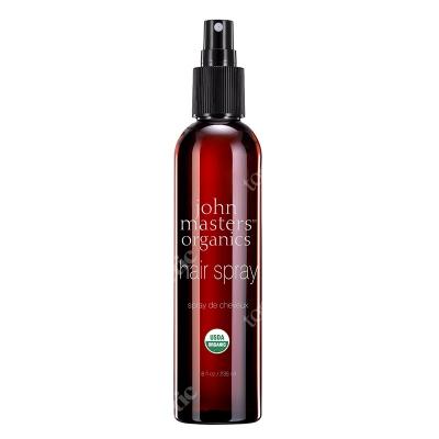 John Masters Organics Hair Spray Lakier do włosów 100% organiczny 236 ml