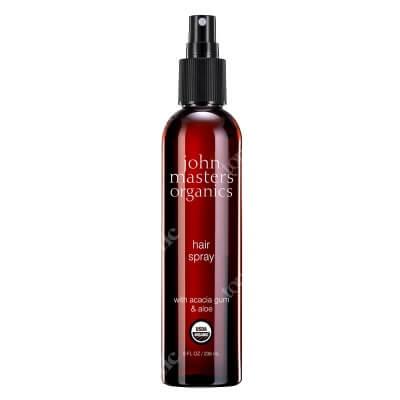 John Masters Organics Hair Spray Lakier do włosów organiczny 236 ml