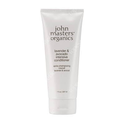 John Masters Organics Lavender & Avocado Intensive Conditioner Lawenda i awokado – intensywna odżywka 207 ml