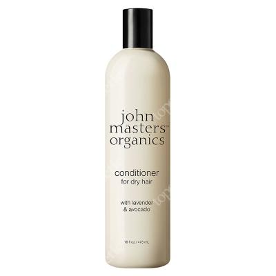 John Masters Organics Lavender & Avocado Intensive Conditioner Lawenda i awokado – intensywna odżywka 473 ml