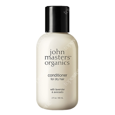John Masters Organics Lavender & Avocado Intensive Conditioner Lawenda i awokado – intensywna odżywka 60 ml