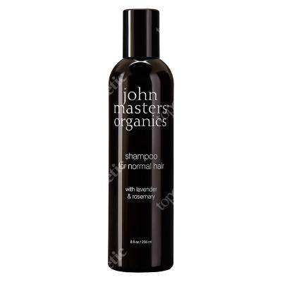 John Masters Organics Lavender Rosemary Shampoo For Normal Hair Lawenda i rozmaryn - szampon do włosów normalnych 236 ml