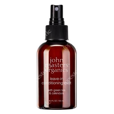 John Masters Organics Leave-in Conditioning Mist Odżywka bez spłukiwania z zieloną herbatą i nagietkiem 125 ml