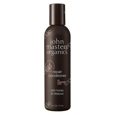 John Masters Organics Repair Conditioner With Honey And Hibiscus Odżywka do włosów zniszczonych z miodem i hibiskusem 177 ml