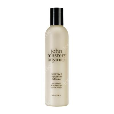 John Masters Organics Rosemary & Peppermint Detangler Rozmaryn i mięta – odżywka do włosów 236 ml