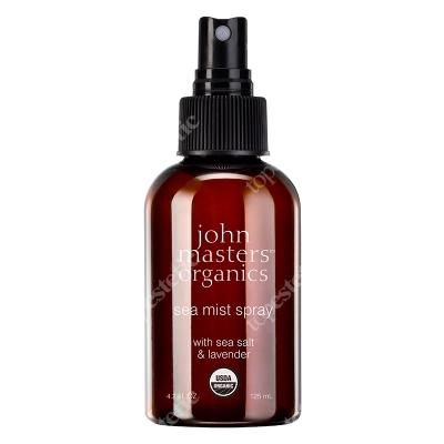 John Masters Organics Sea Mist Spray Morska mgiełka do włosów z solą morską i lawendą 125 ml