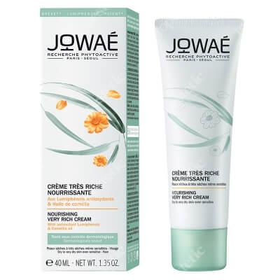 Jowae Nourishing Very Rich Cream Bogaty krem odżywczy 40 ml