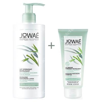 Jowae Revitalizing Moisturizing Set ZESTAW Rewitalizujące mleczko 400 ml + Rewitalizujący żel pod prysznic 200 ml