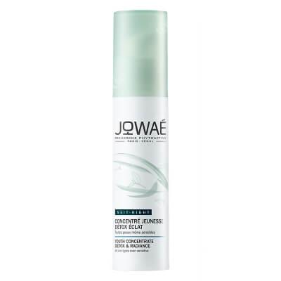 Jowae Youth Concentrate Detox and Radiance Koncentrat młodości na noc - detox i blask 30 ml