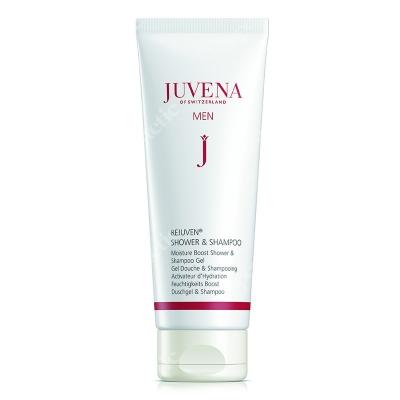 Juvena Moisture Boost Shower & Shampoo Gel Nawilżający booster szampon i żel pod prysznic 200 ml