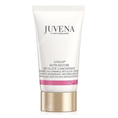 Juvena Nutri Restore Decollete Concentrate Koncentrat odżywczy na dekolt 50+, 75 ml
