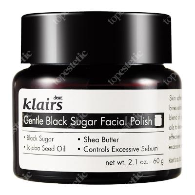 Klairs Gentle Black Sugar Facial Polish Peeling 60 g