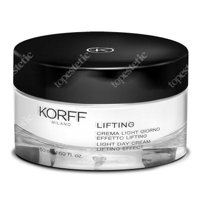 Korff Light Day Cream Lifting Effect SPF15 Lekki krem modelujący na dzień SPF15 50 ml