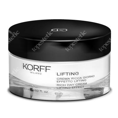 Korff Rich Day Cream Lifting Effect SPF15 Intensywny krem modelujący na dzień SPF15 50 ml