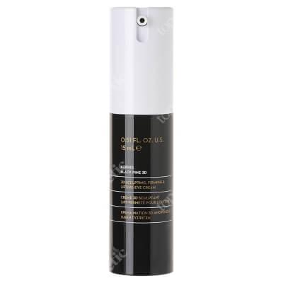Korres 3D Black Pine Lifting Eye Cream Krem pod oczy 15 ml