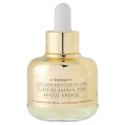 Korres Golden Krocus Face Elixir Eliksir młodości do twarzy z szafranem 30 ml