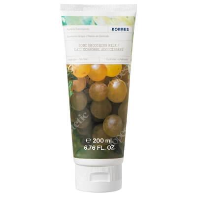 Korres Santorini Grape Body Milk Mleczko nawilżające 200 ml