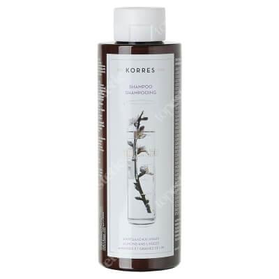 Korres Shampoo Almond and Linseed Szampon z wyciągiem z migdałów i olejem lnianym (włosy suche) 250 ml