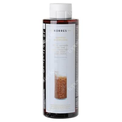 Korres Shampoo Rice Proteins Szampon z proteinami ryżu i wyciągiem z lipy (włosy cienkie) 250 ml