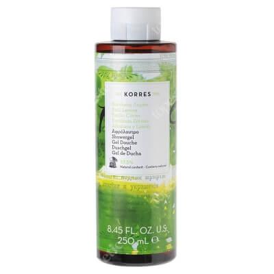 Korres Showergel Basil Lemon Żel pod prysznic o zapachu bazylii i cytryny 250 ml