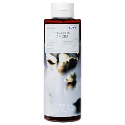 Korres Showergel Saffron Spices Żel pod prysznic o zapachu szafranu i orientalnych przypraw 250 ml
