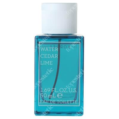 Korres Water Cedar Lime Woda toaletowa dla mężczyzn, Water Cedar 50 ml