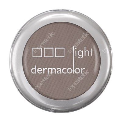 Kryolan Dermacolor Light Eye Shadow Matt Cień do powiek (kolor DE4) 2.5 g