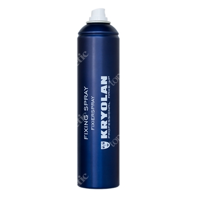 Kryolan Fixing Spray Utrwalacz do makijażu 75 ml
