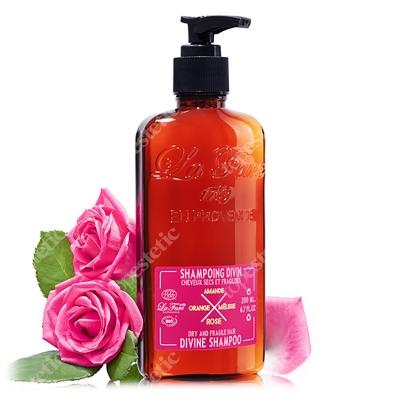 La Fare Divine Shampoo Szampon nawilżający 200 ml