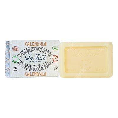 La Fare Extra Smooth Soap Calendula Delikatne mydło - nagietek 75g