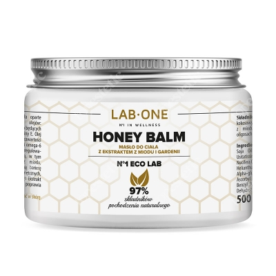 Lab One Honey Balm Masło do ciała z ekstraktem z miodu i gardenii 500 ml