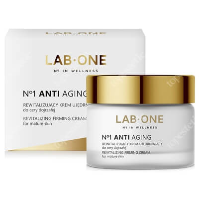 Lab One N°1 Anti Aging Cream Rewitalizujący krem ujędrniający do cery dojrzałej 50 ml