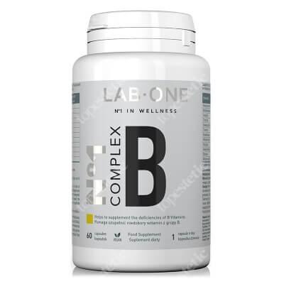 Lab One N°1 Complex B Suplement diety 60 kaps.
