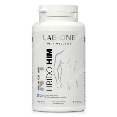 Lab One N°1 Libido Him Suplement diety 90 kaps.