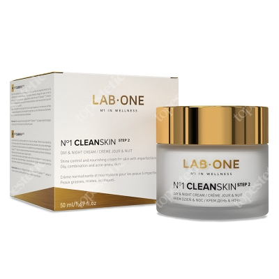 Lab One No1 Cleanskin step 2 Krem normalizująco odżywczy 50 ml