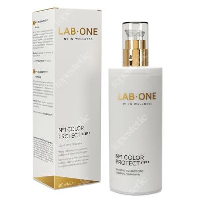Lab One No1 Color Protect step 1 Szampon włosy farbowane 400 ml