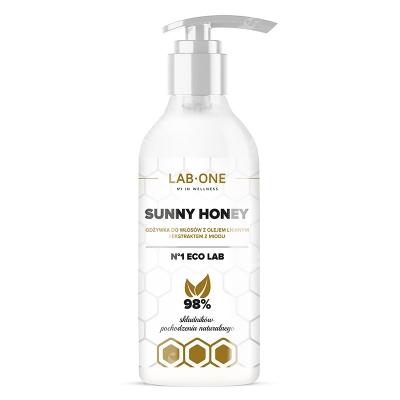Lab One Sunny Honey Conditioner Odżywka do włosów z olejem lnianym i ekstraktem z miodu 400 ml