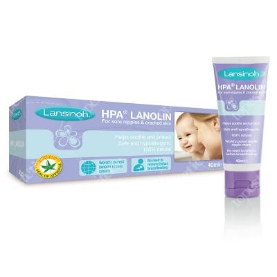 Lansinoh HPA Lanolin Lanolina 40 ml