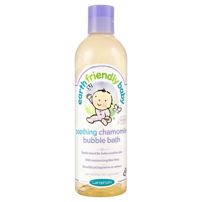 Lansinoh Soothing Chamomile Bubble Bath Rumiankowy płyn do kąpieli 300 ml