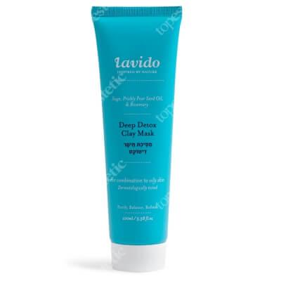Lavido Deep Detox Clay Mask Oczyszczająca maseczka do twarzy 100 ml
