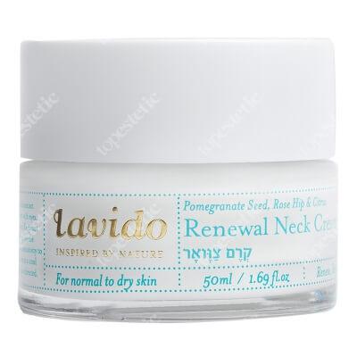 Lavido Renewal Neck Cream Przeciwzmarszczkowy krem do szyi i dekoltu 50 ml