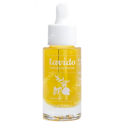 Lavido Replenishing Facial Serum Odmładzające i rozświetlające serum roślinne 30 ml