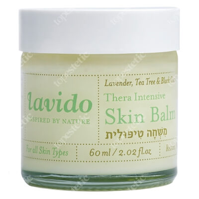 Lavido Thera Intensive Skin Balm Skoncetrowany balsam do wrażliwej skóry 60 ml