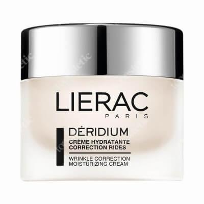 Lierac Deridium Wrinkle Correction Moist Cream Krem nawilżający, cera normalna i mieszana 50 ml