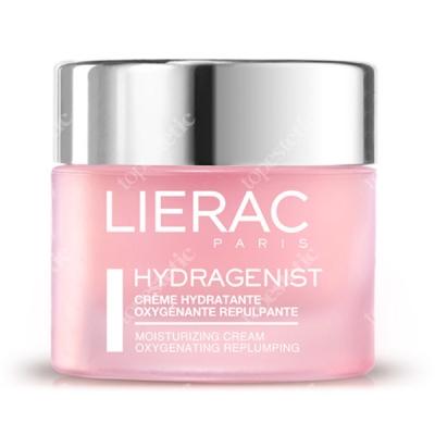 Lierac Hydragenist Moisturizing Cream Nawilżający krem dotleniający 50 ml