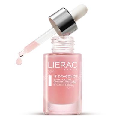 Lierac Hydragenist Moisturizing Serum Nawilżające serum dotleniające 30 ml
