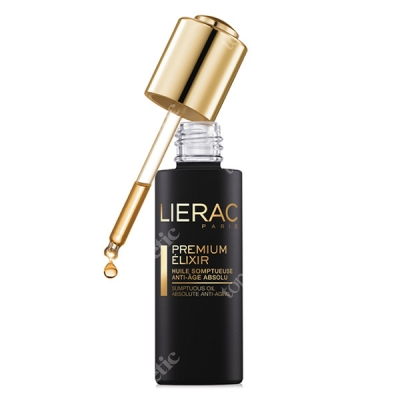 Lierac Premium Elixir Sumptuous Oil Regeneracyjny eliksir przeciwstarzeniowy 30 ml