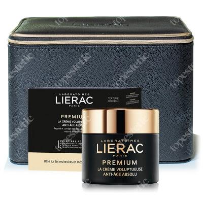 Lierac Premium Nourishing Cream + Kuferek ZESTAW Krem odżywczy 50 ml + Kuferek 1 szt