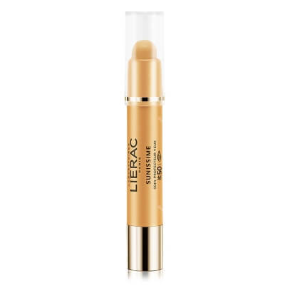 Lierac Sunissime Eyes Energetyzujący sztyft ochronny, skóra wokół oczu SPF 50+ 3 g